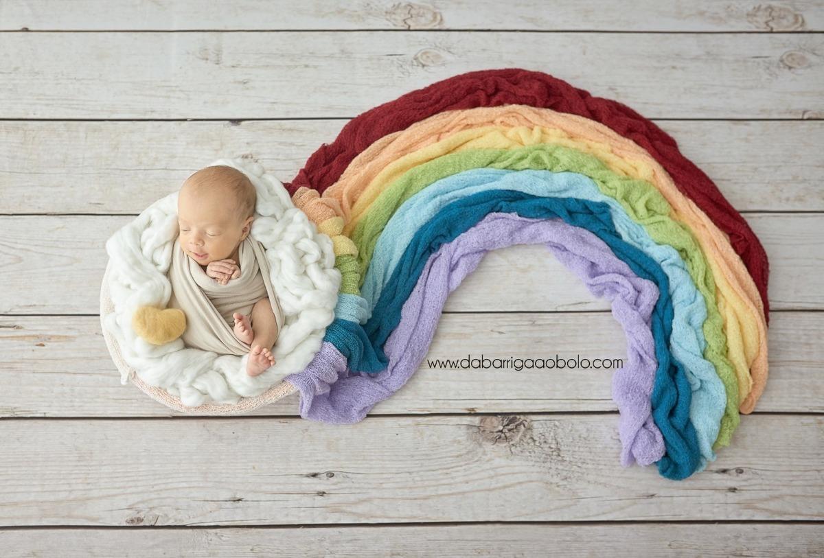 Imagem capa - Bebês Arco Íris por Karina Ferreira Frias