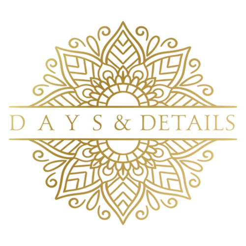 Logotipo de DAYS AND DETAILS