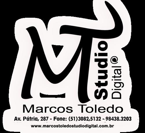 Logotipo de Marcos Toledo Studio Digital