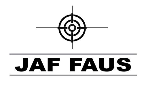 Logotipo de JAF - José Antonio Faustino