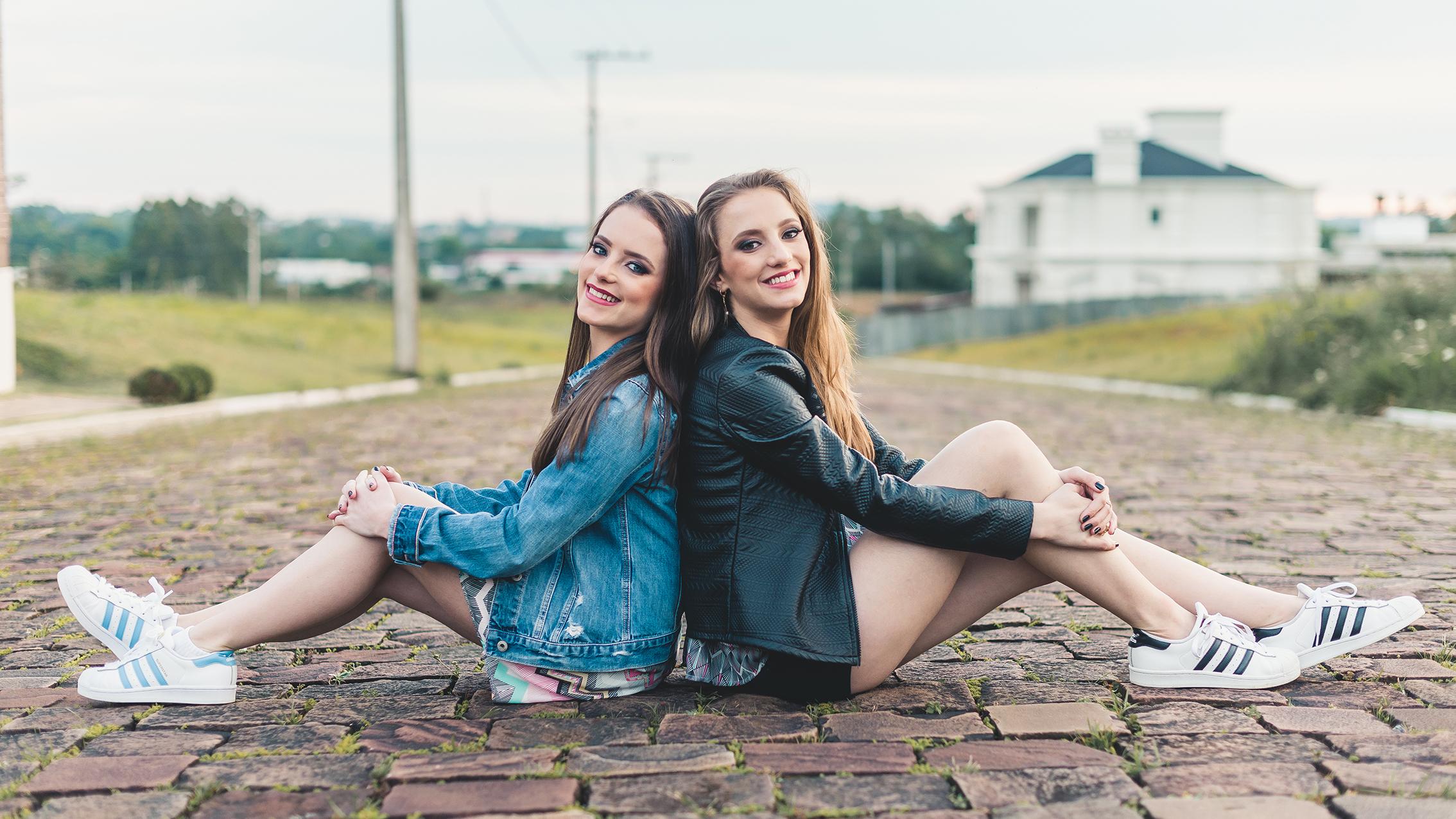 Marina e Gabriela Heineck
