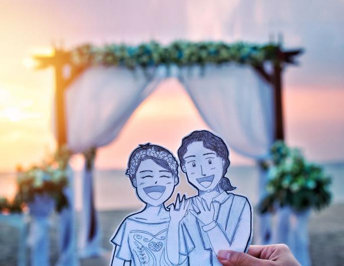 Imagem capa - Você quer fotos diferentes no seu casamento? por Mini Estúdio Ltda