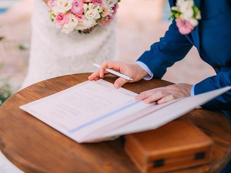 Imagem capa - Como casar no civil passo a passo, sem complicação! por Cleisson Silvano Goulart