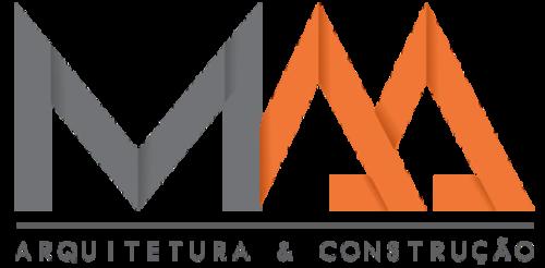 Logotipo de Maa Arquitetura e Construção