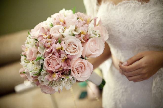 Imagem capa - Origem do buquê de noiva por Bruno Costa