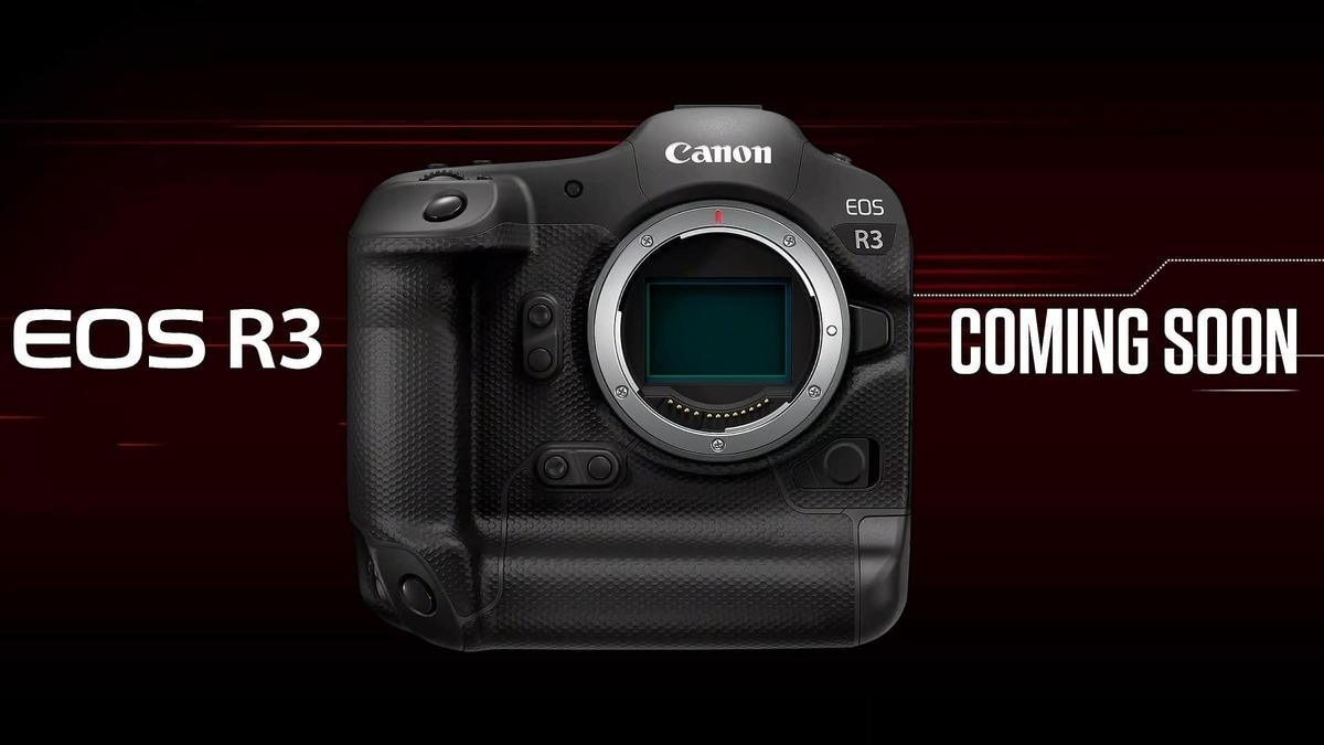 Imagem capa - EOS R3: Canon mostra mais fotos e especificações por Bruno Costa