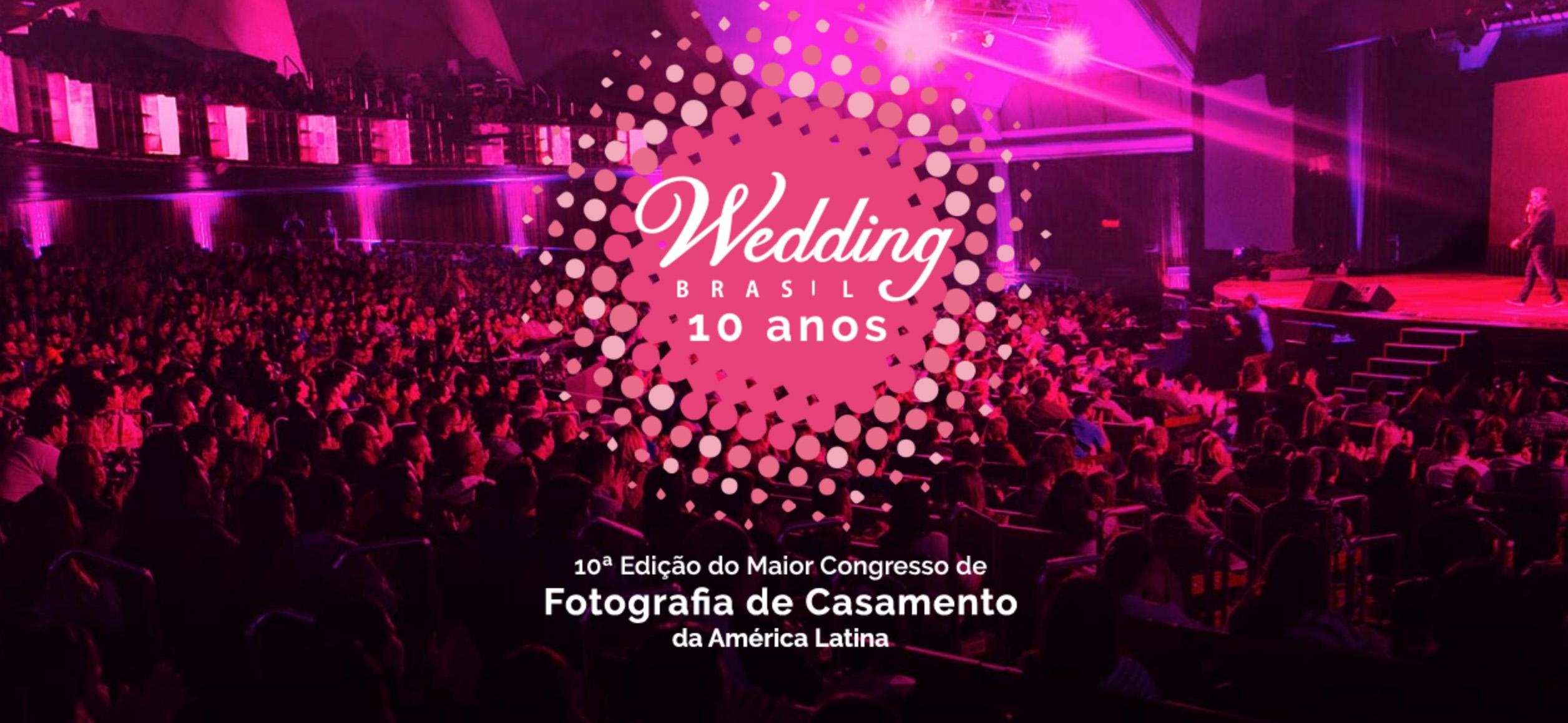 Imagem capa - Masterclass | Wedding Brasil 2018 | São Paulo - SP por Lucas Lermen Fotografia