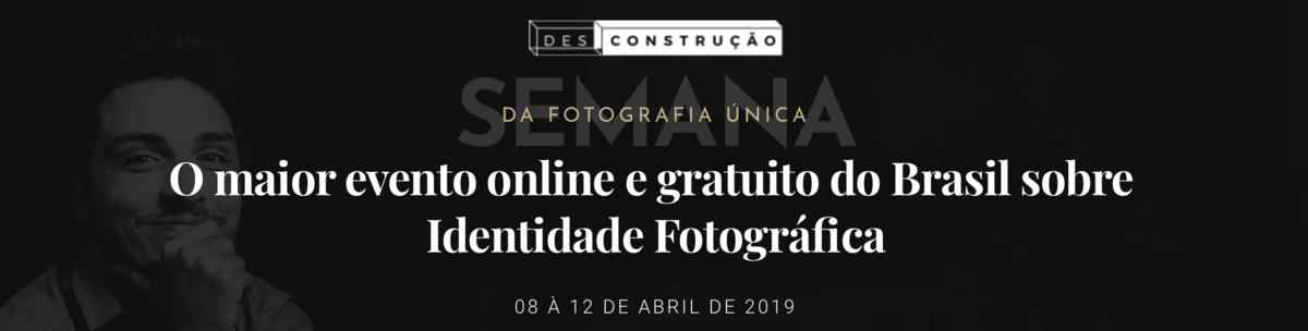 Imagem capa - Semana da Fotografia Única | 100% online e gratuita por Lucas Lermen Fotografia