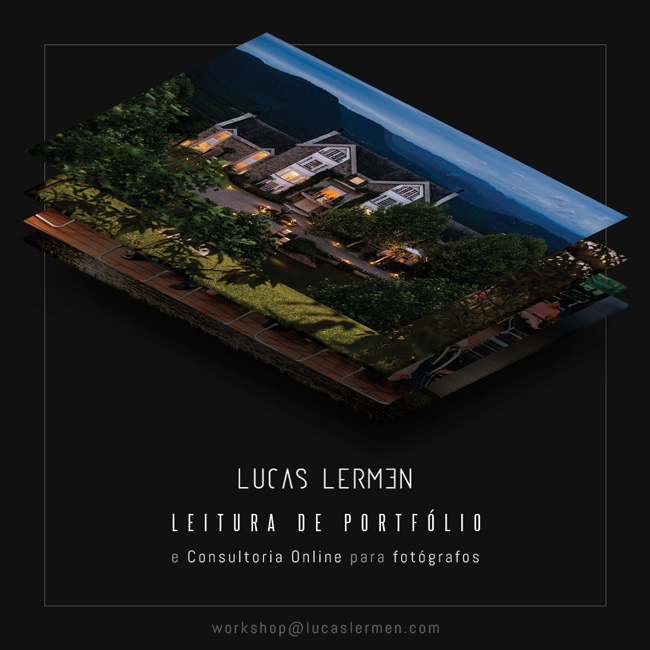 Imagem capa - Leitura de portfólio e consultoria online para fotógrafos por Lucas Lermen Fotografia