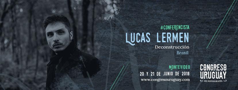 Imagem capa - Palestra | 1º Congreso Uruguay de Fotografía por Lucas Lermen Fotografia