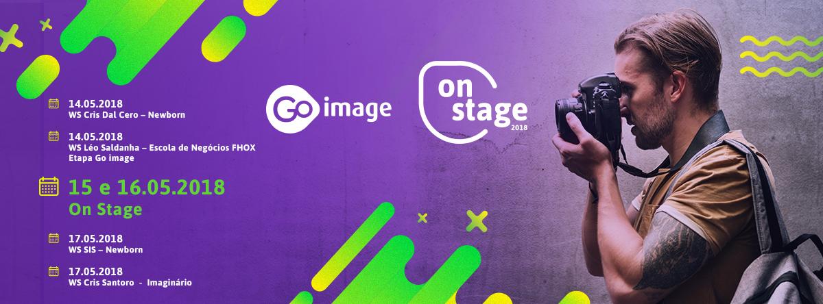 Imagem capa - Go Image On Stage 2018 por Lucas Lermen Fotografia