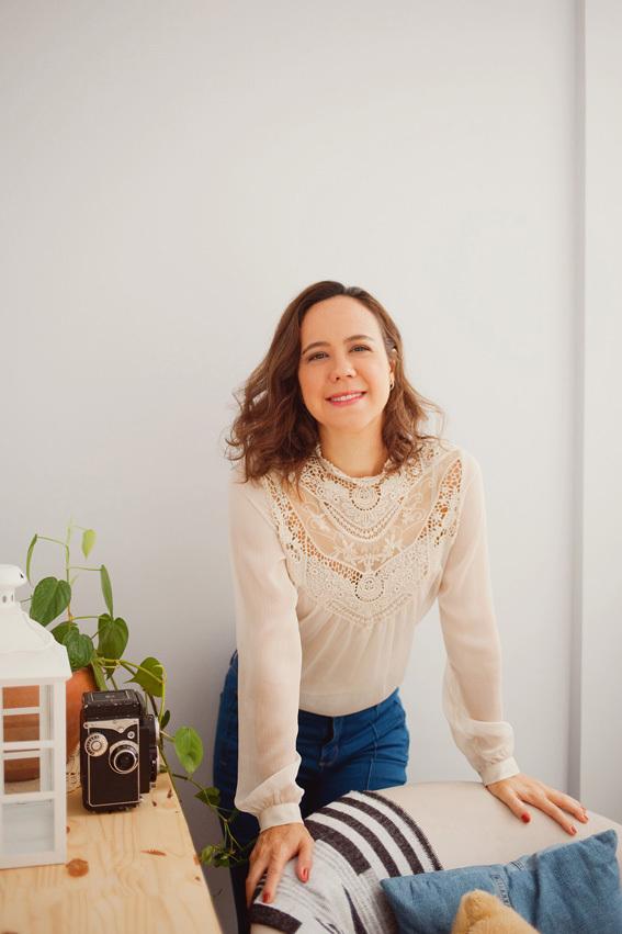 Sobre Loraine Prokisch - Estúdio fotográfico em Santos / São Paulo