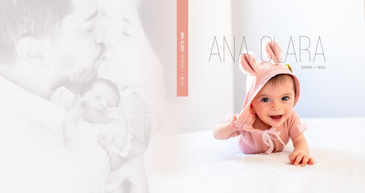 Imagem capa - Álbum da Ana Clara - Acompanhamento por Tamires e Bruna