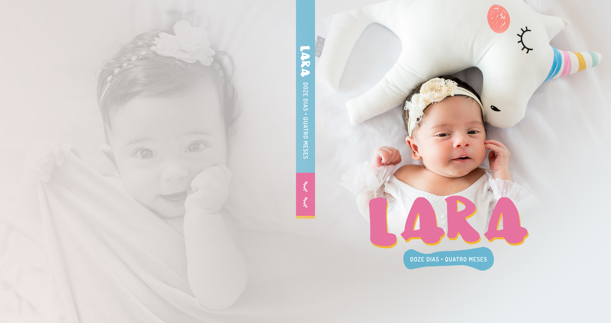 Imagem capa - Álbum da Lara - Acompanhamento por Tamires Bragion