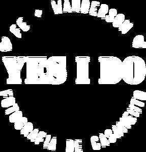 Logotipo de Yes I do Fotografia de Casamento | Betim/MG