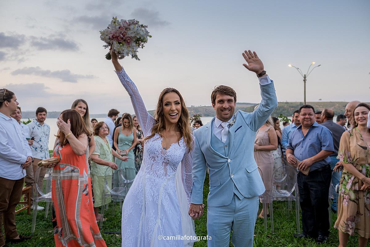 Imagem capa - Posição de entrada da Noiva no casamento por Camilla Baptistin