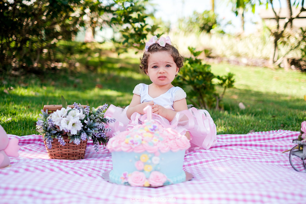 Imagem capa - Smash the cake por Camilla Baptistin