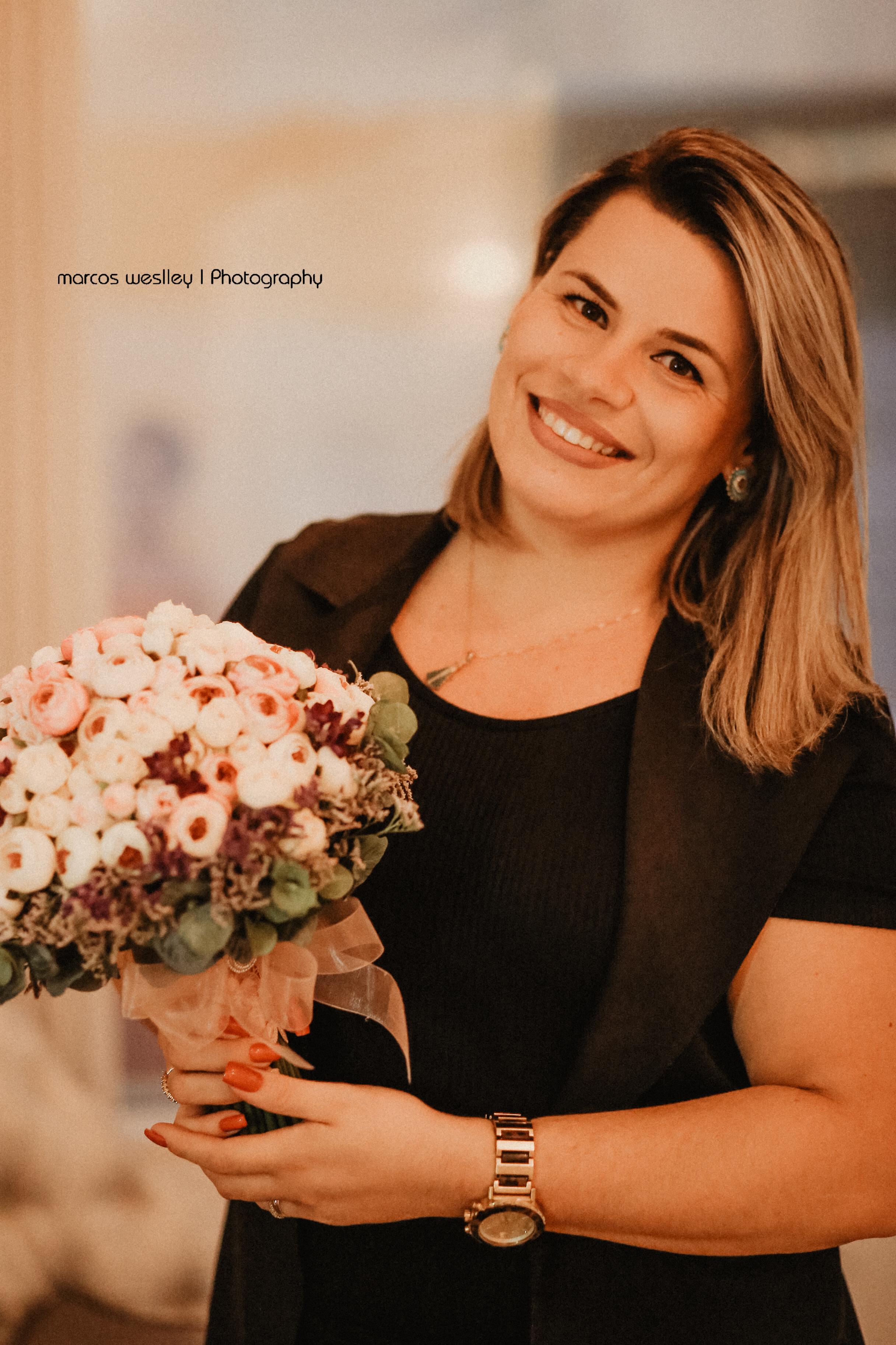 Sobre Giselle Frabony Cerimonialista