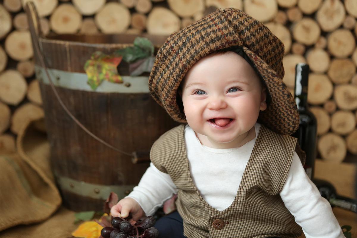 Imagem capa - Dicas para o ensaio do seu bebê saia perfeito por FM Photographer LTDA