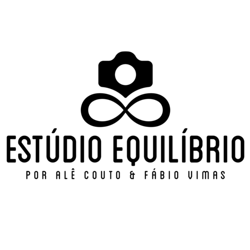 Logotipo de Estúdio Equilíbrio