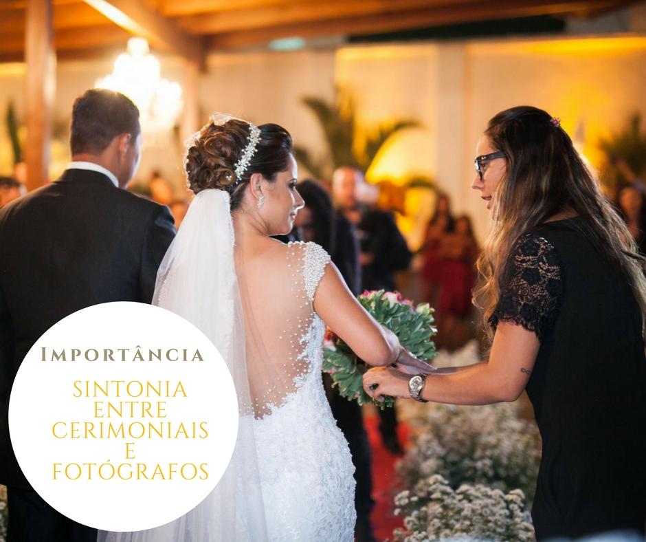 Imagem capa - Cerimonial e os Fotógrafos... Sintonia total. por Estúdio Equilíbrio