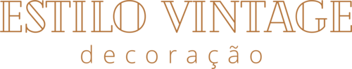 Logotipo de Estilo Vintage Decoração