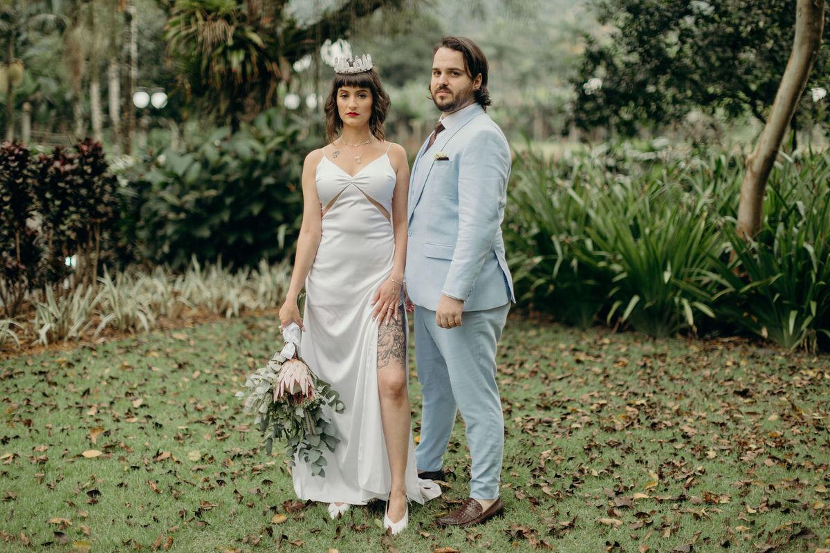 Imagem capa - Menos é mais! Casamento minimalista por Estilo Vintage Decoração
