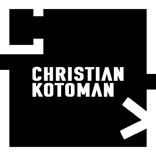 Logotipo de christian kotoman