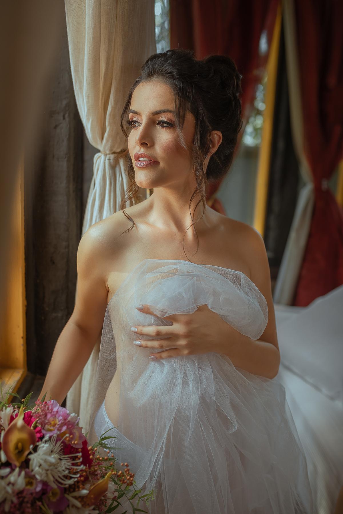 Imagem capa - Wedding Boudoir por Cleber Belizario
