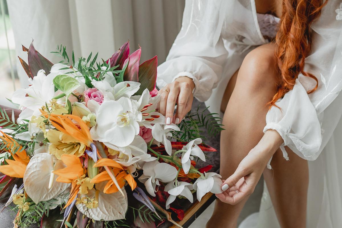 Imagem capa - Buquê de Noiva  por Cleber Belizario