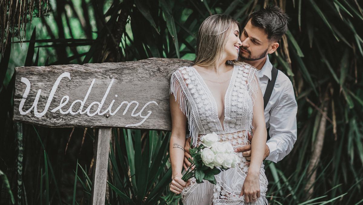 Imagem capa - Por onde começar a organizar o casamento? por Cleber Belizario