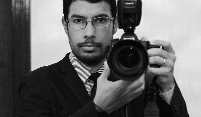 Sobre Fotógrafo de Casamentos e 15 Anos - Vinícius Calixto - Rio de Janeiro e Região - RJ