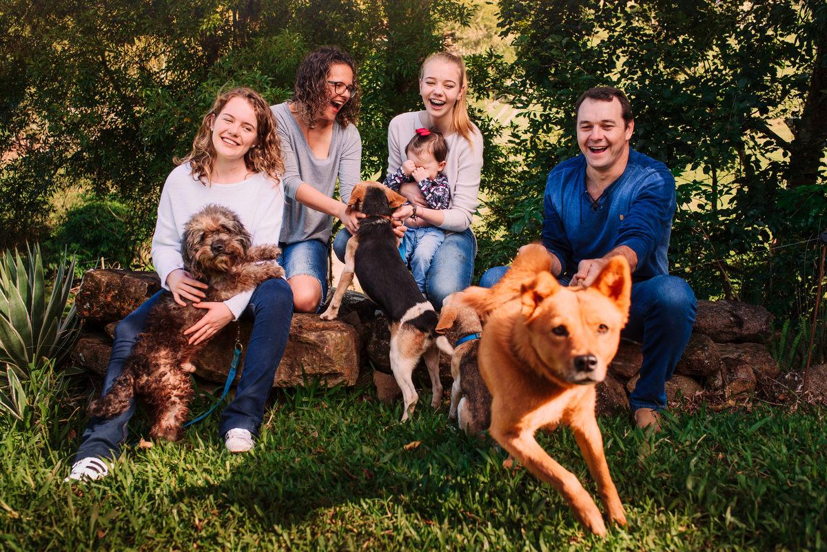 Imagem capa - Ensaio de família deve ser divertido por Jei Heydt