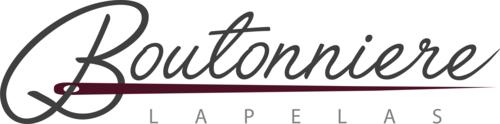 Logotipo de Boutonniere Lapelas
