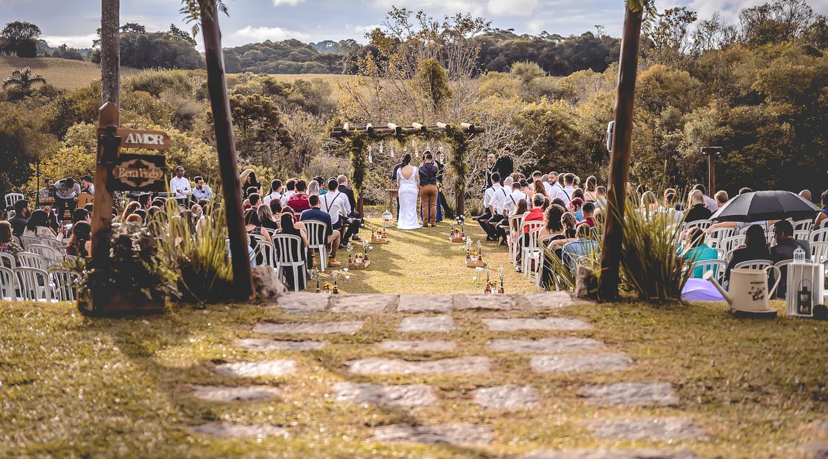 Imagem capa - 6 Dicas indispensáveis para seu casamento ao ar livre!! por Rafael Allebrandt Fotógrafo