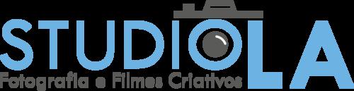 Logotipo de Studio LA Fotografia e Filmes