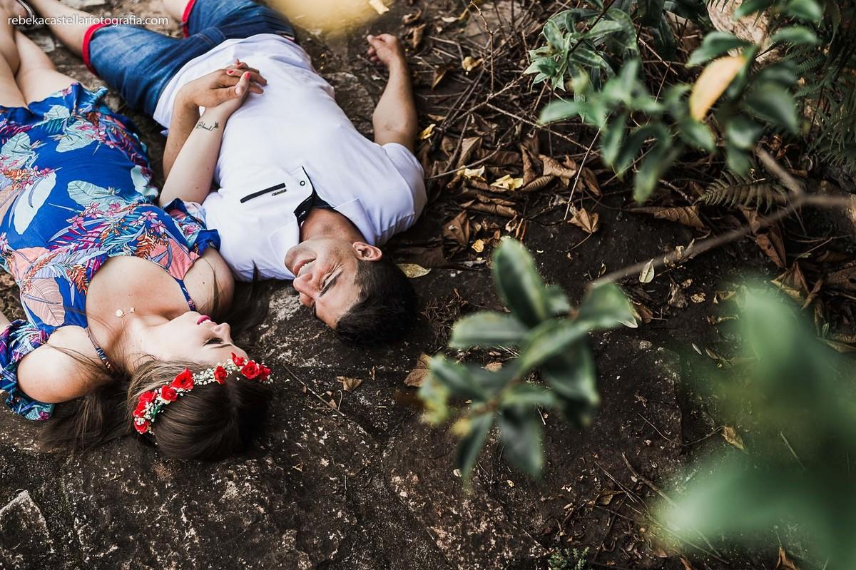 Foto de Amanda e Marcos