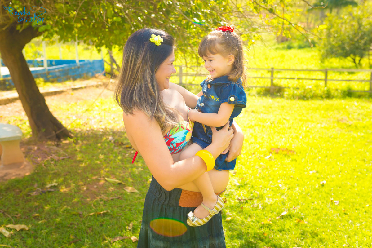 Foto de Esperando mais uma princesinha a Bettina