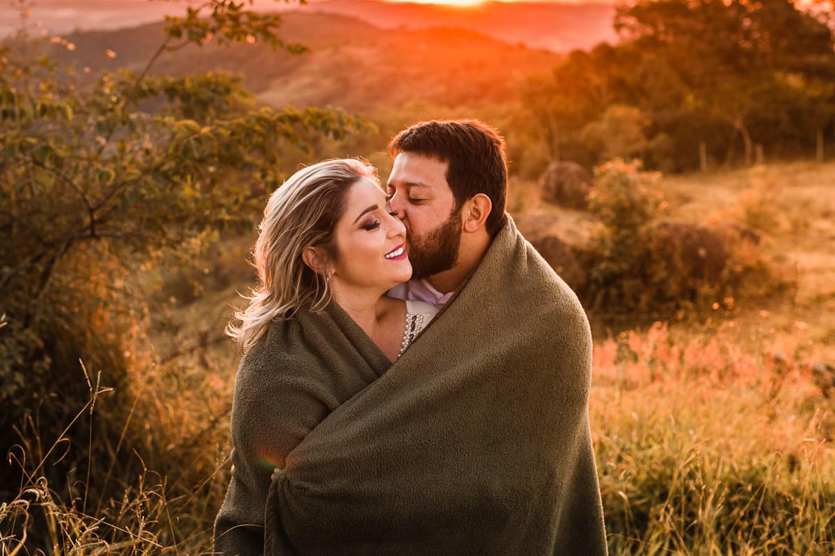 Foto de Mayla e Rodrigo