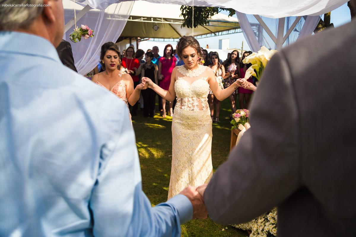 Casamento de dia na fazenda