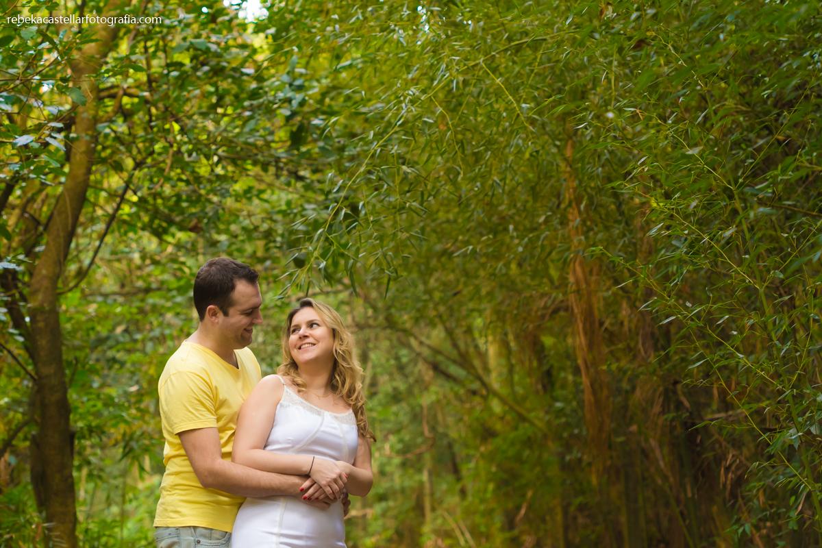 Ensaio Jardim Botânico