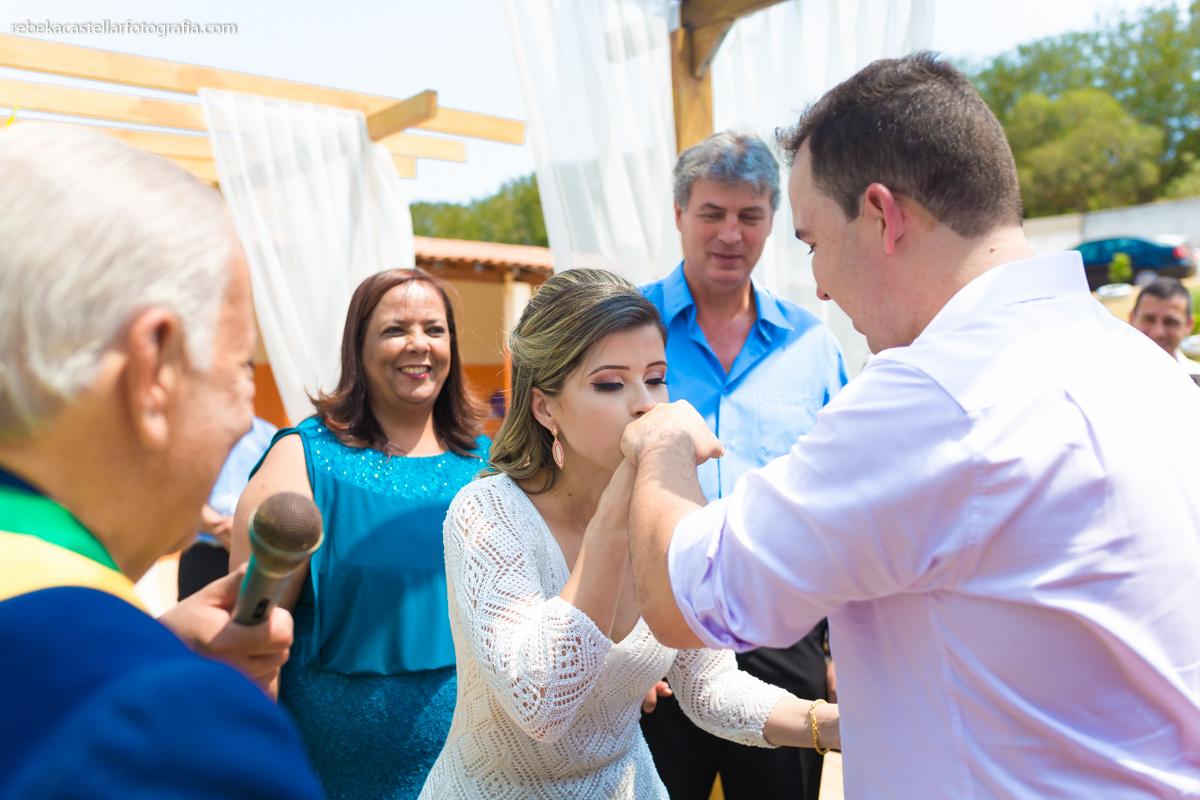 Foto de Mini Wedding Nayara e Tiago