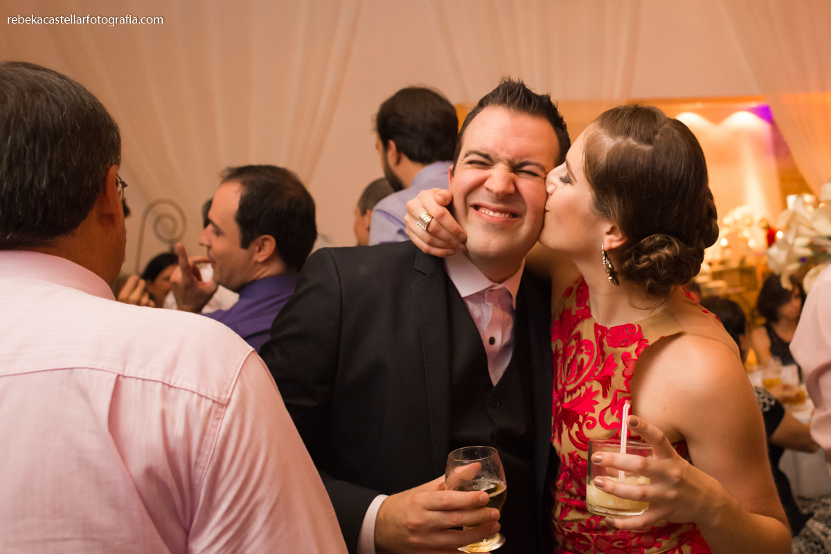 Foto de Celyane e Thiago