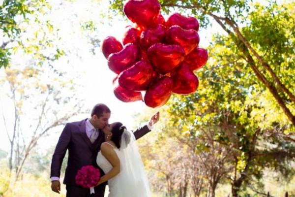 Casamentos de Luisa e Danilo
