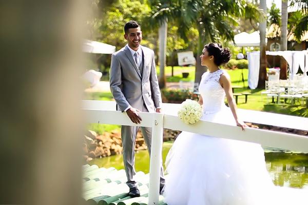 Casamentos de Marta e Thomás