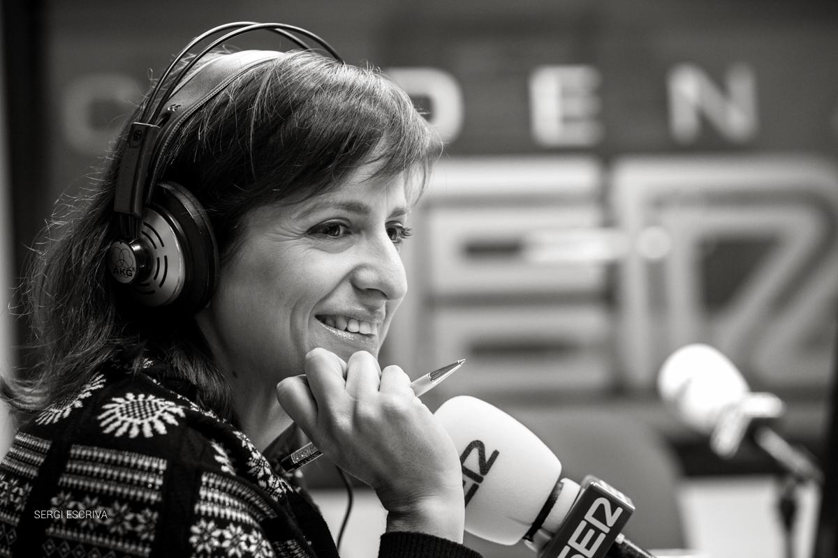 Imagem capa - Entrevista a Sergi Escriva en Tele Safor con Puri Naya por Sergi Escriva Fotografia