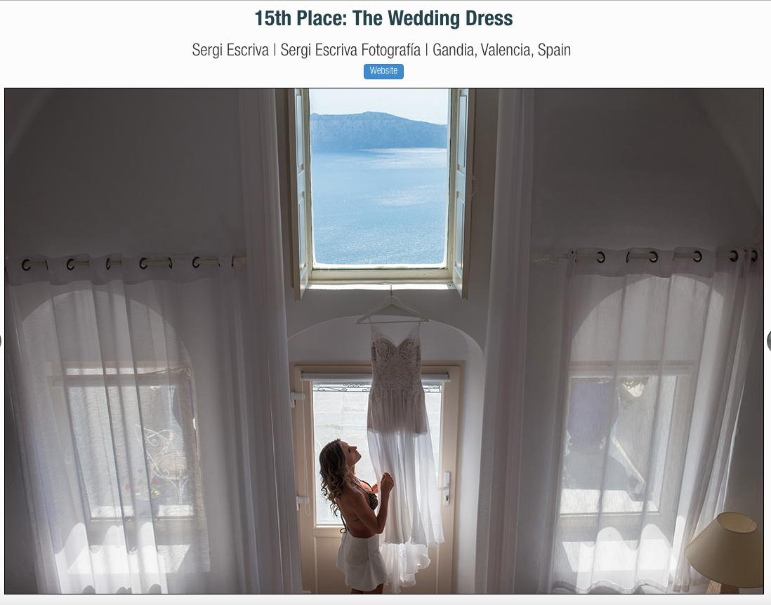 Imagem capa - Fotos premiadas en ISPWP por Sergi Escriva Fotografia