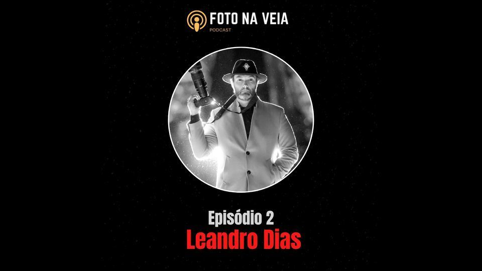 Imagem capa - Foto na Veia 2- Leandro Dias por Fotógrafo John Edgard
