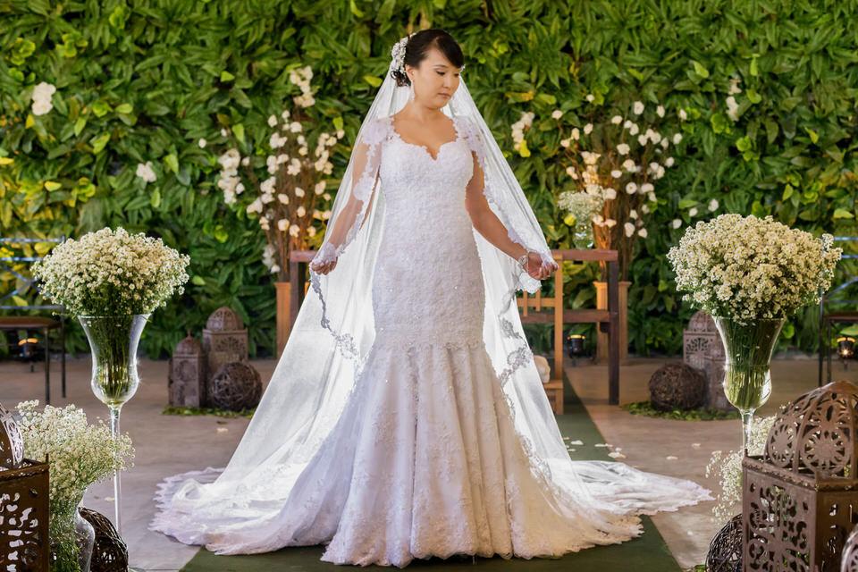 Imagem capa - Dicas para escolher o vestido de noiva por Fotógrafo John Edgard