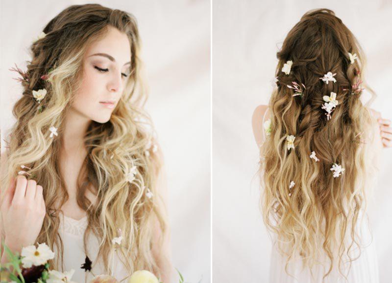 Imagem capa - Penteado de Noiva - Cabelo Messy ou Bagunçadinho por Fotógrafo John Edgard